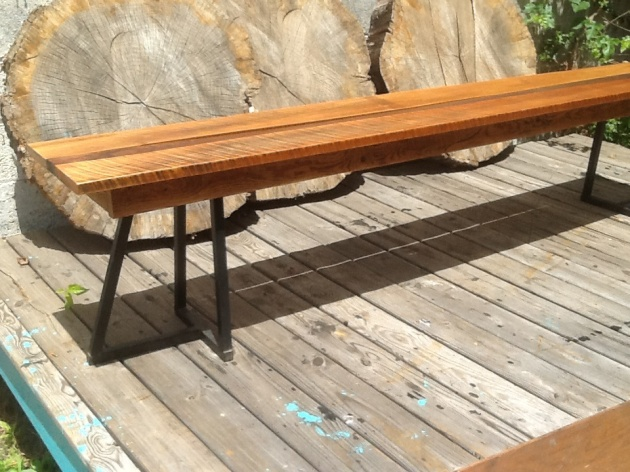 outdoor furniture bench plans
